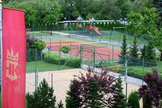 Muszyna, Πολωνία: Recreation area
