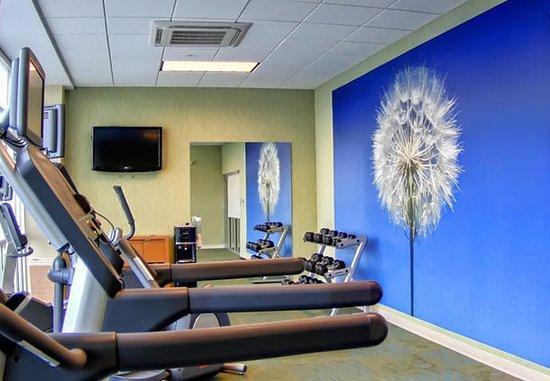 Moosic, Πενσυλβάνια: Fitness Center
