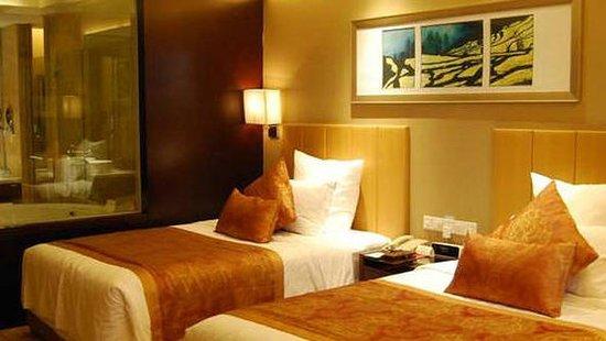 Cixi, China: Guest Room