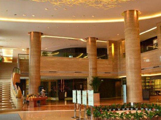 Cixi, China: Lobby