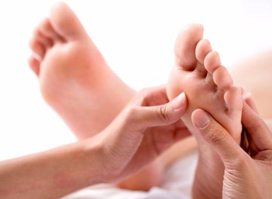 Staunton, VA: Foot massage