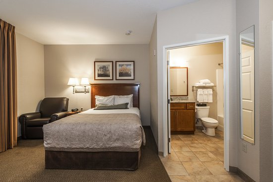 Candlewood Suites Burlington: Queen Studio Suite