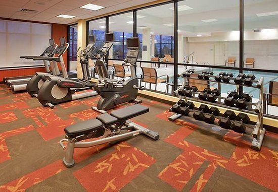 Cranberry Township, PA: Fitness Center