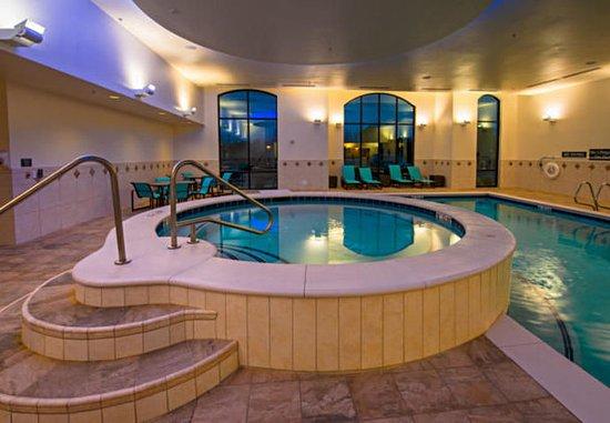 Idaho Falls, ID: Indoor Hot Tub