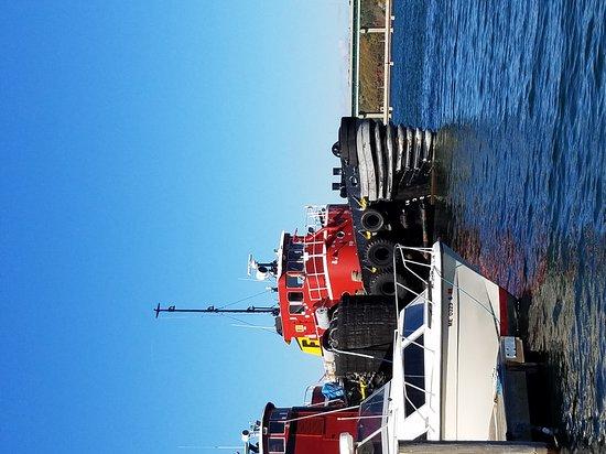 Belfast, Maine: Nautilus Seafood & Grill