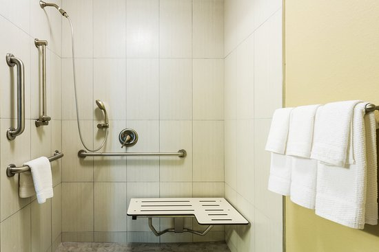 Hapeville, GA: Roll in Shower Feature