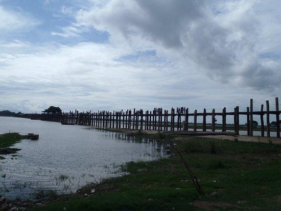 Amarapura, Birma: The Bridge