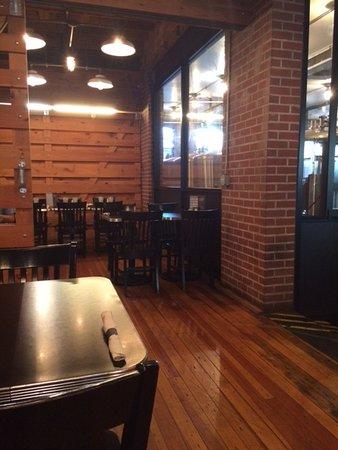 Hays, KS: restaurant decor