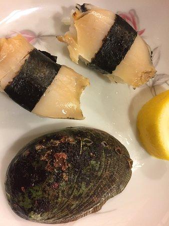 Santa Maria, CA: abalone
