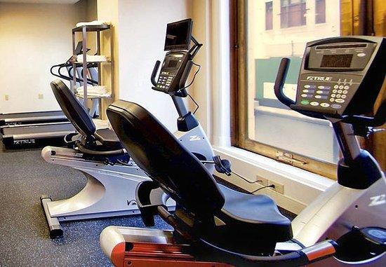 Fairfield Inn & Suites Atlanta Downtown: Fitness Center