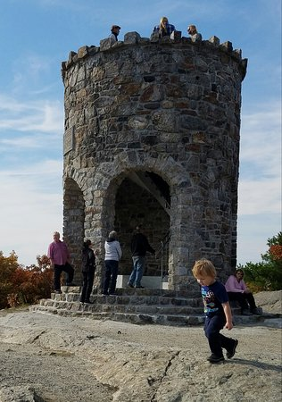 Camden, ME: Mount Battie