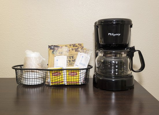 Westerville, OH: In Room Coffee