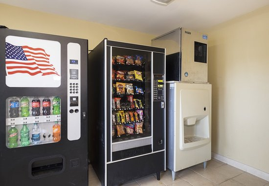 Westerville, OH: Snack Vending