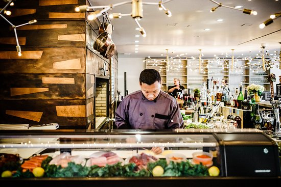 Greenwich, CT: Chef James