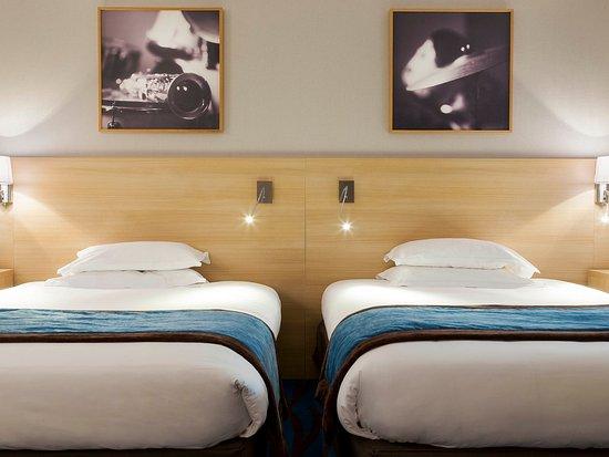 Mercure Paris La Villette Hotel