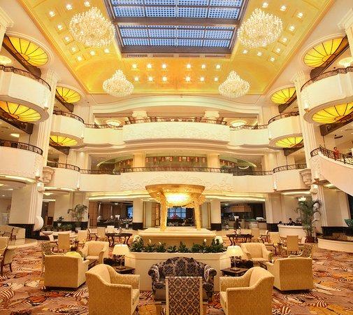 Baoding, Kina: Lobby
