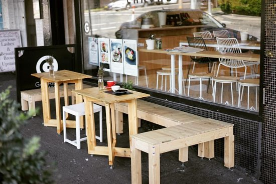 Gordon, Australië: Great outdoor seating options