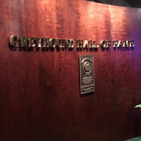 Greyhound Hall of Fame