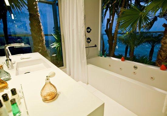 L'Hospitalet de Llobregat, Hiszpania: Executive Suite Bathroom