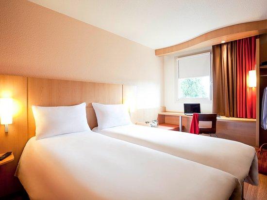 Chaponnay, Frankrike: Guest Room