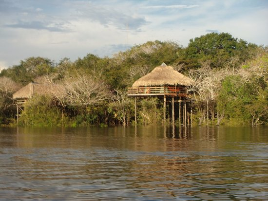 Juma Amazon Lodge: View from the boat tour - suite