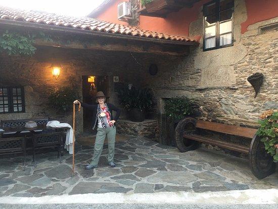 Dombodan, สเปน: Entryway