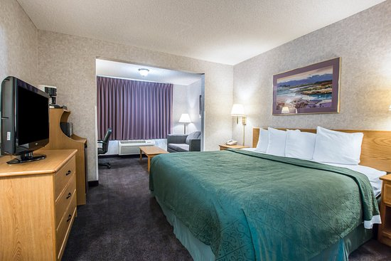 Quality Suites Otay Mesa: Guest room