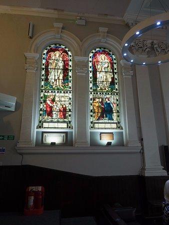 Burton upon Trent, UK: Windows
