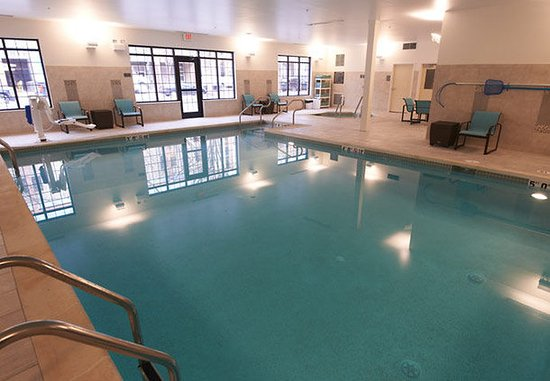 Williamsport, Pensilvania: Indoor Pool