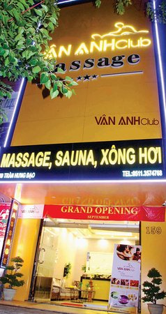 Van AnhClub Massage