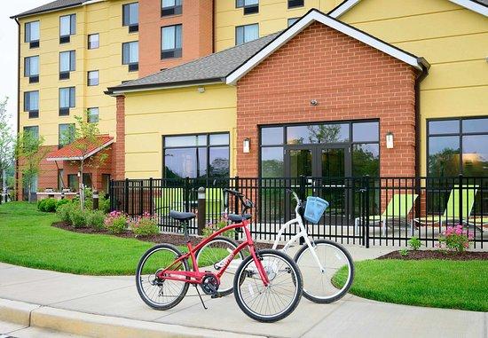 Фредерик, Мэриленд: Guest Bike Program