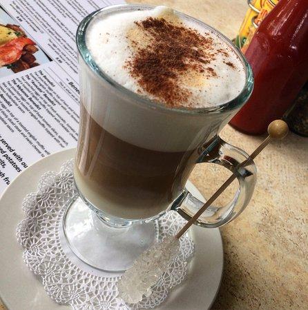 Lake Worth, فلوريدا: cappuccino