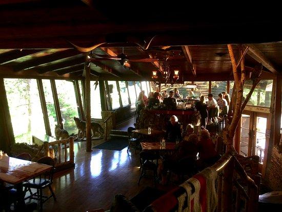Lake Delton, WI : Bar interior