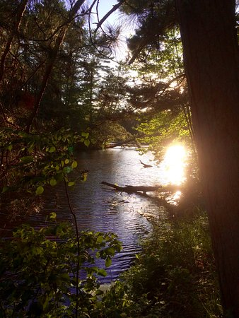 Lake Delton, WI : Sunset at Ishnala