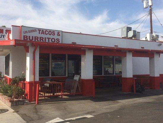 Norwalk, CA: Vista exterior del local