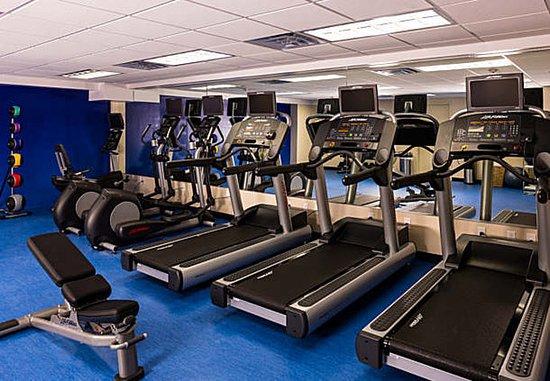 Corona, NY: Fitness Center