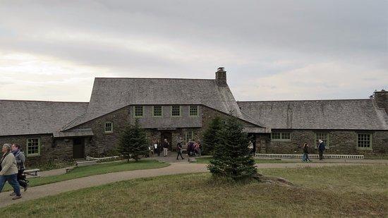 Lanesboro, MA: Bascom Lodge