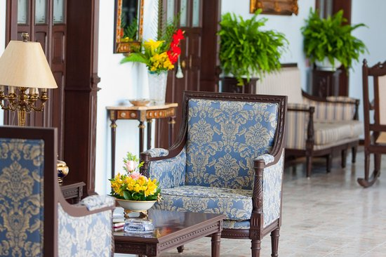 Casa Azul Hotel Monumento Historico: Lobby