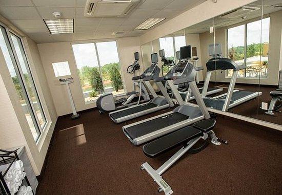 Athens, Αλαμπάμα: Fitness Center