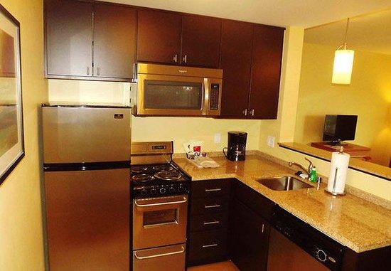 Richland, Waszyngton: Suite Kitchen