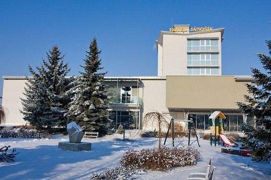 Liptovsky Mikulas, Slovakia: Exterior - winter