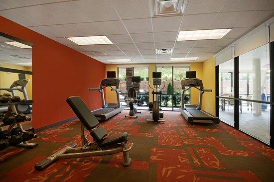 Oneonta, NY: Exercise Room
