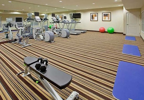 Odessa, TX: Fitness Center