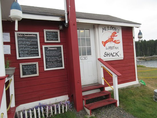 South Thomaston, ME: Menu