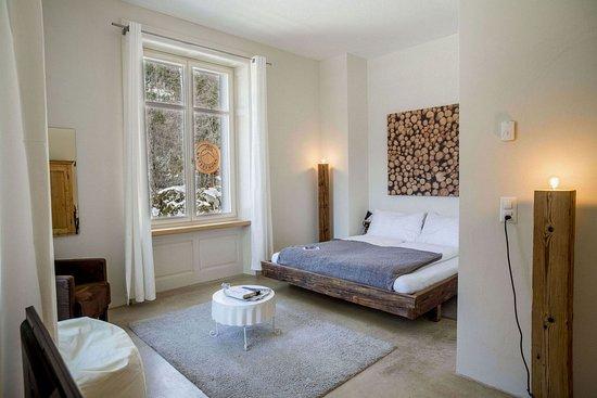 Hasliberg, Svizzera: Double room mountain view
