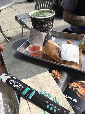 Vienna, VA: lunch