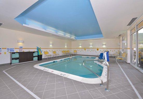Horseheads, estado de Nueva York: Indoor Pool