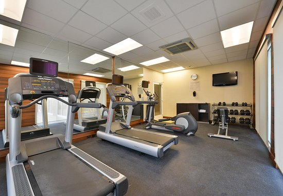 Horseheads, estado de Nueva York: Fitness Center