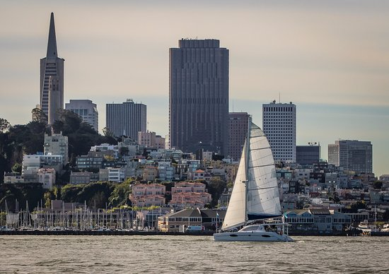 Richmond, Калифорния: BALAJAN and the Transamerica Pyramid