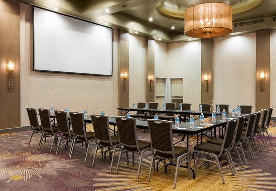 มิดแลนด์, เท็กซัส: Banquet Room - U-Shape Setup